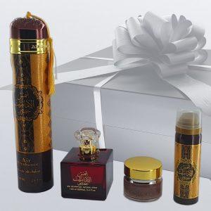 Ard Al zafaraan Shams Al Emarat Khususi Gift Set 1