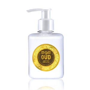 Oudlux Hareemi Oud Hand & Body Lotion 300ml