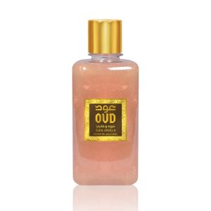Oudlux-Oud-&-Vanilla-Shower-Gel-300ml