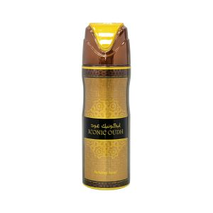 Lattafa Iconic Oudh Deodorant 200ML
