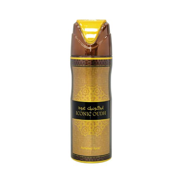Lattafa Iconic Oudh Deodorant 200ML