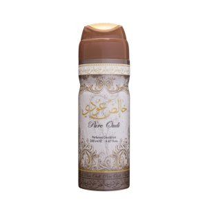 Lattafa Pure Oudi Deodorant 200ML