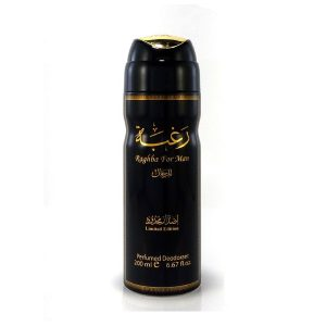 Lattafa Raghba For Man Deodorant 200ML