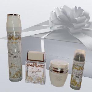 Lattafa Pure Musk Gift Set-1