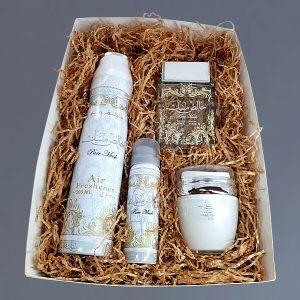 Lattafa Pure Musk Gift Set-2